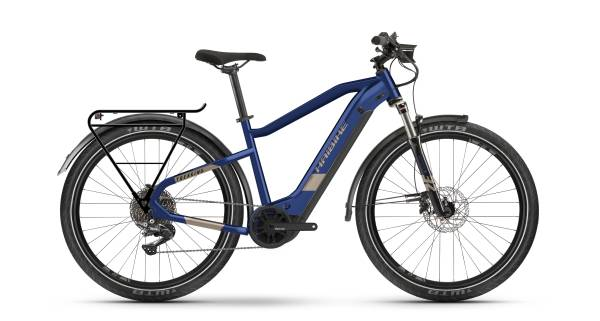 HAIBIKE Trekking 7 High blue/sand